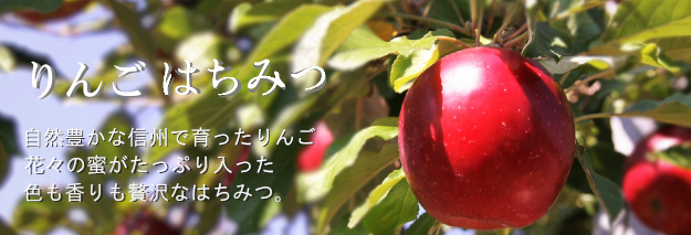 りんごはちみつ