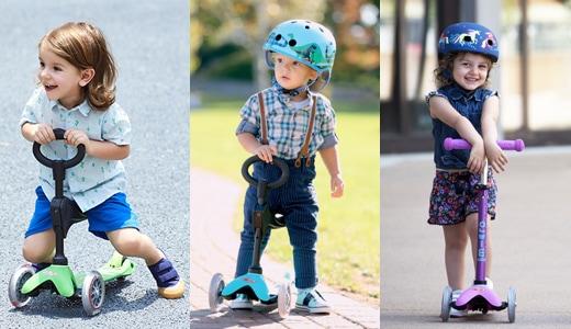 キックスリー|幼児用キックボード|乗物玩具