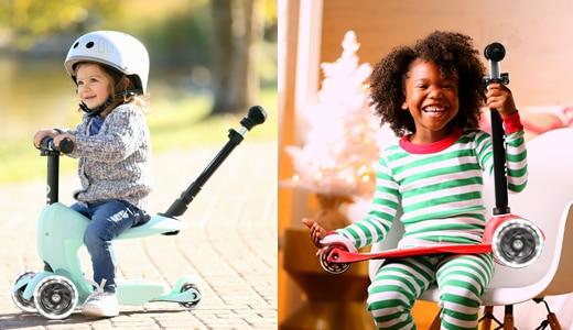 ミニトゥーゴー|幼児用キックボード|乗物玩具
