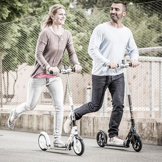 大人用キックボード、大人用三輪車、大人用スクーター