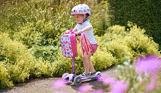 ミニマイクロ|幼児用キックボード|乗物玩具