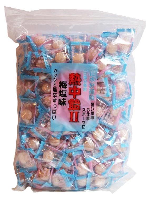 熱中飴 業務用(梅塩味)井関食品
