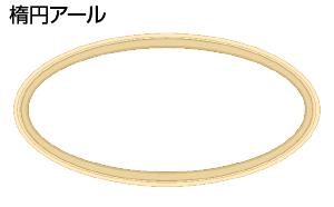 楕円アール