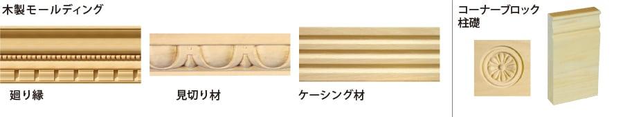 サンデンモール製品の種類