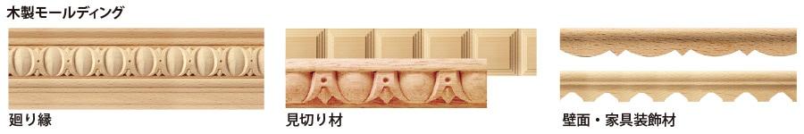 サンエバモール製品のタイプ