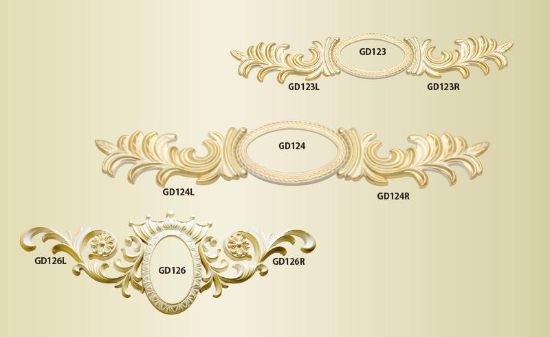 ゴールドデコ組み合わせ使用例