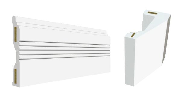 パワーセラ:巾木・柱礎