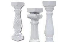 サンピューラ・陶器製ピューラ・装飾柱