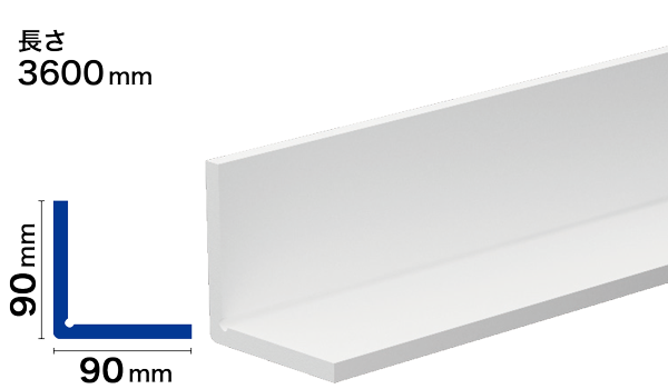 PVC製モールディング サンメントPVC NPV003