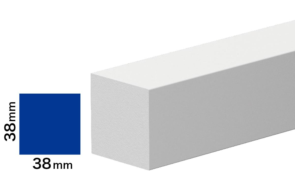 PVC製モールディング サンメントPVC NPV405