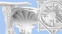 壁面・天井装飾