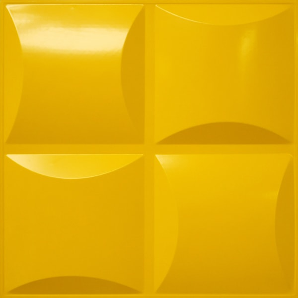 【NDZB3011YE】 3Dジン タイプ11 1枚(受注生産品) 300×300mm