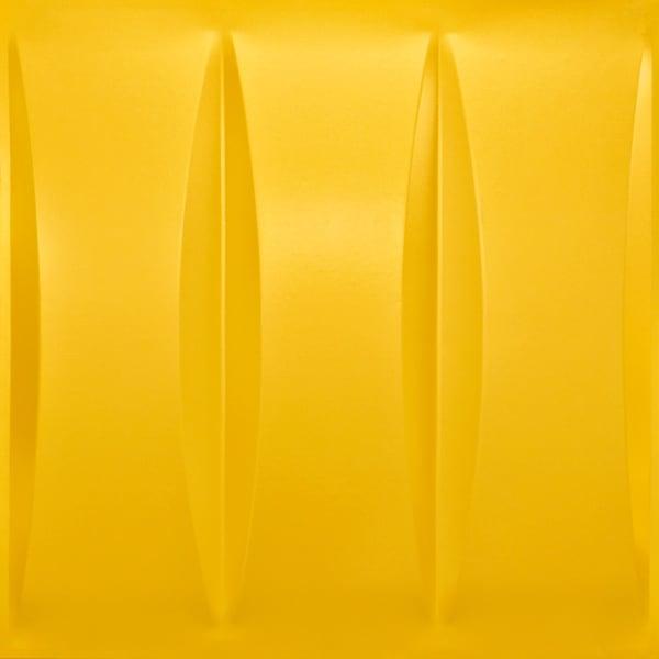 【NDZB6007YE】 3Dジン タイプ7 1枚(受注生産品) 600×600mm