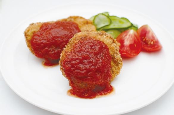 ミモレ農園で育った農薬不使用フルティカトマトを100%使用した、無添加「生トマトケチャップ」です。
