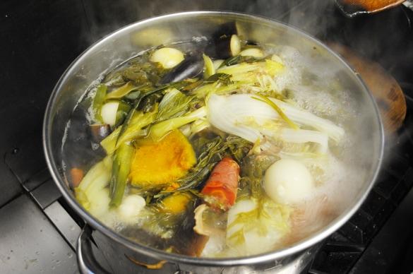 ミモレ農園お野菜ブイヨンスープ