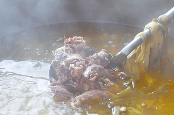 ミモレ農園 わけぎのチキンスープ
