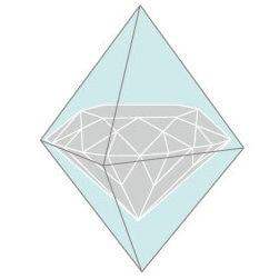 ダイヤ原石
