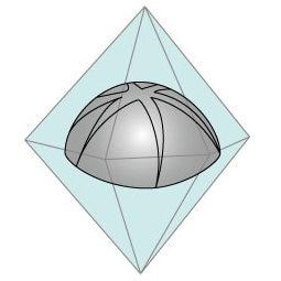 スターサファイア原石