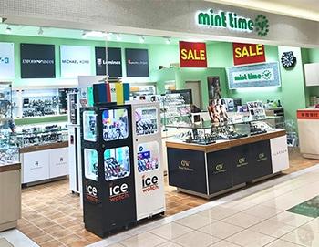mint time イオンモール倉敷店