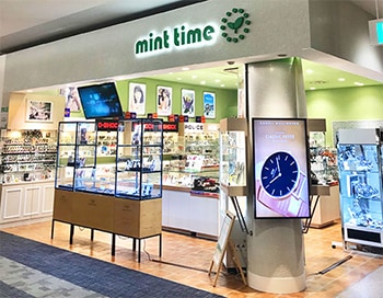 mint time イオンモール岡山店