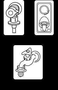 洗濯機の設置工事