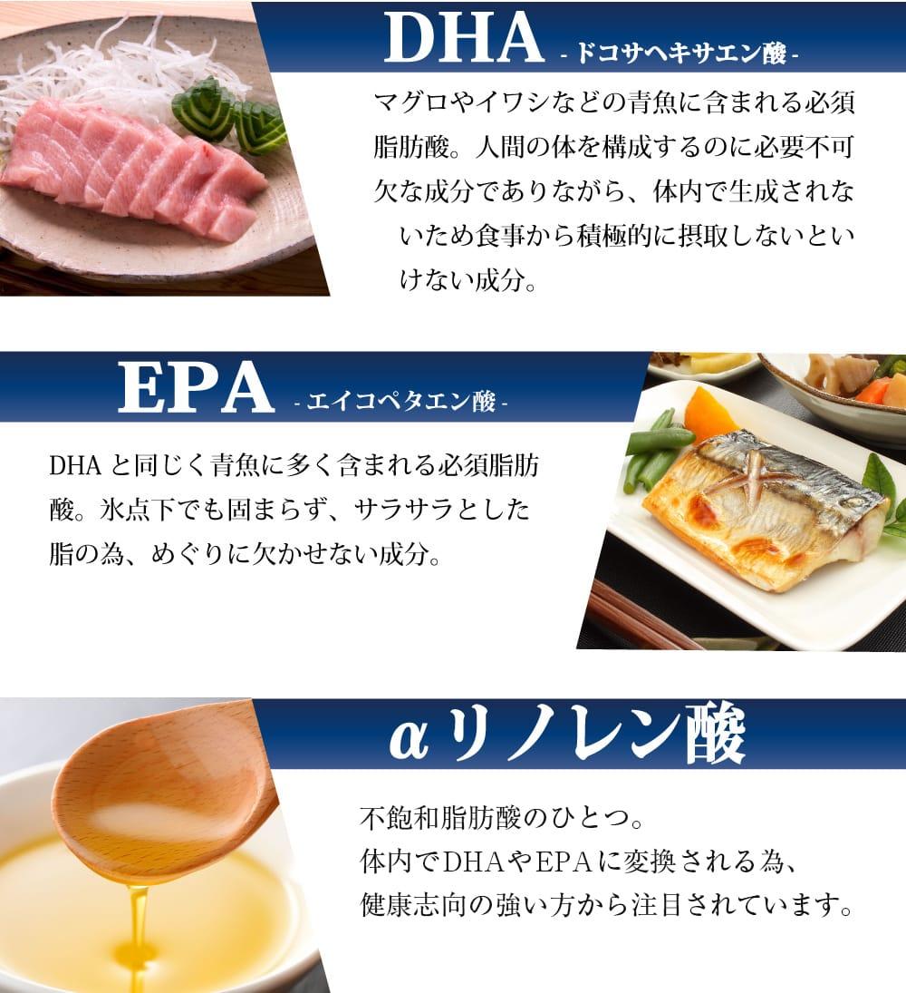 オメガ3系脂肪酸とは厚生労働省も摂取を推奨する必須脂肪酸!命の脂とも呼ばれています