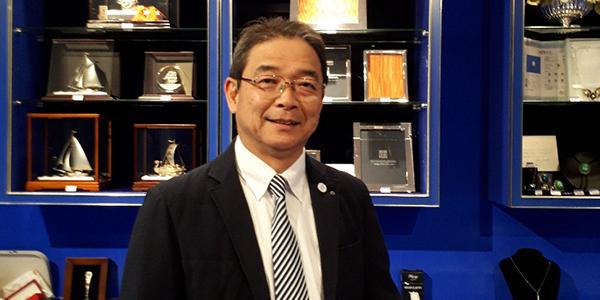 代表取締役社長 河口 隆雄
