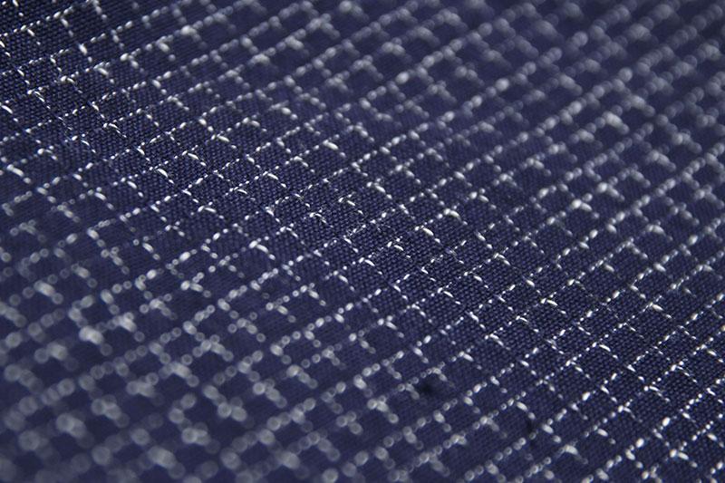 和木綿「新文人織り」の画像