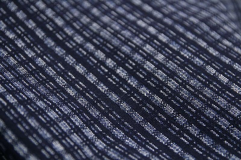 和木綿「新文人織り」生地