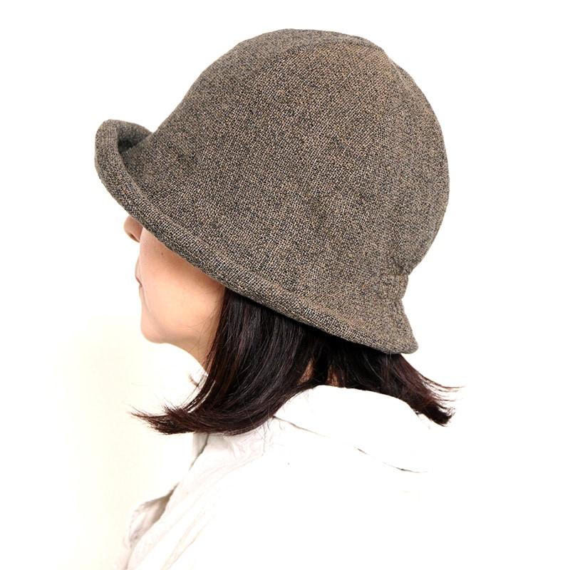 帽子 ブルトン モデル着用写真