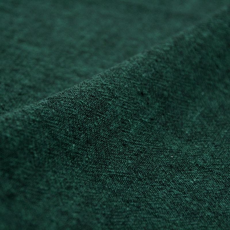 和木綿「茶の木 グリーン」生地