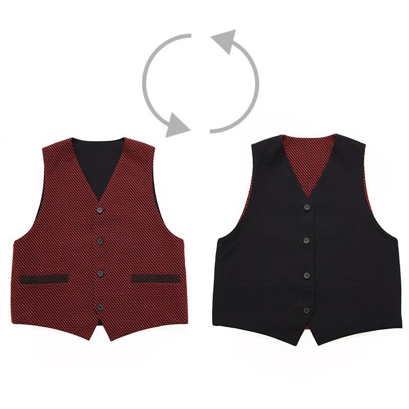 黒/赤の写真