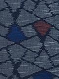 薔薇柄(紺)の写真