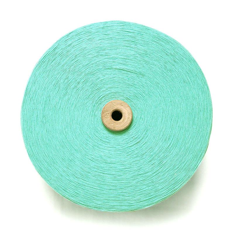 和木綿の糸「グリーン」の写真