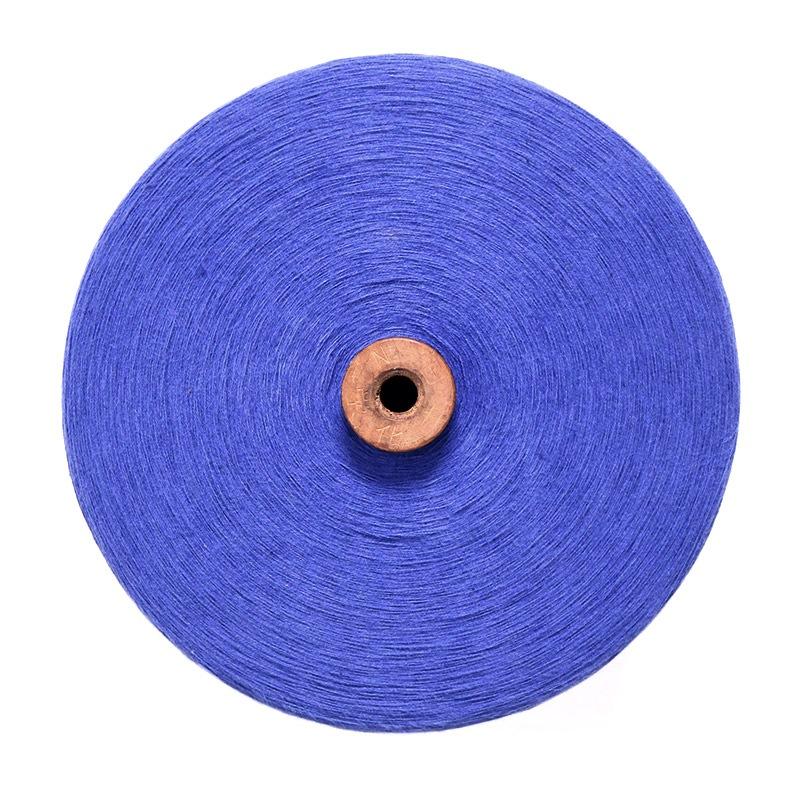 和木綿の糸「花紺(はなこん)」の写真