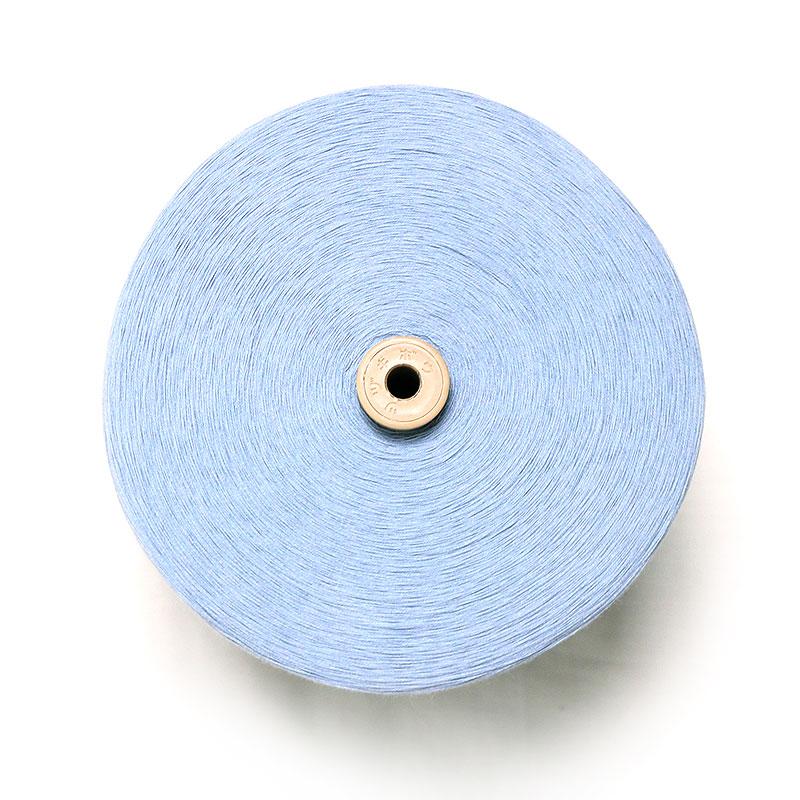 和木綿の糸「水色(ライトブルー)」の写真