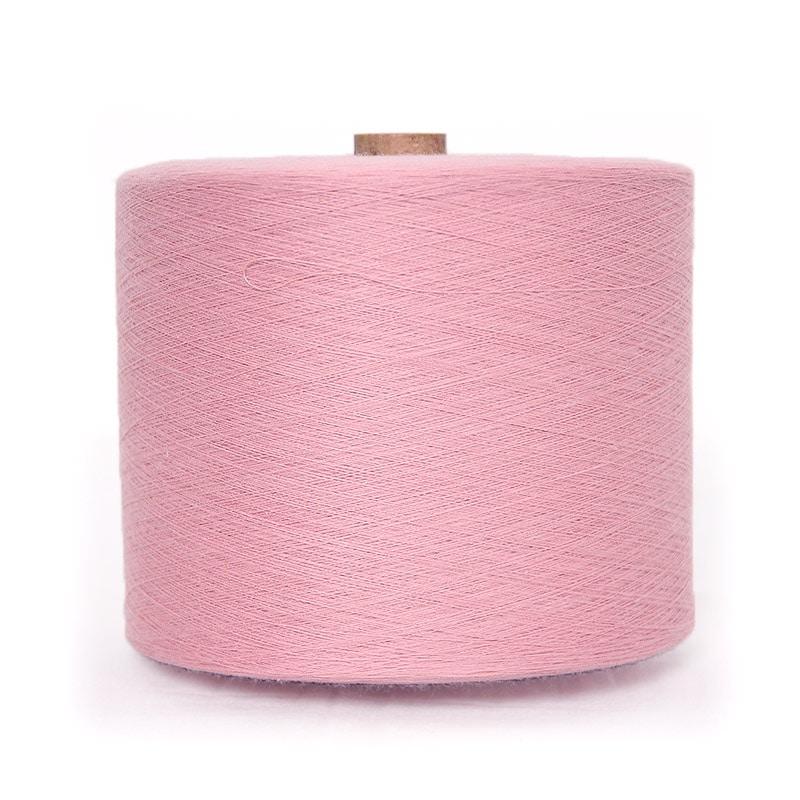 和木綿のピンク糸