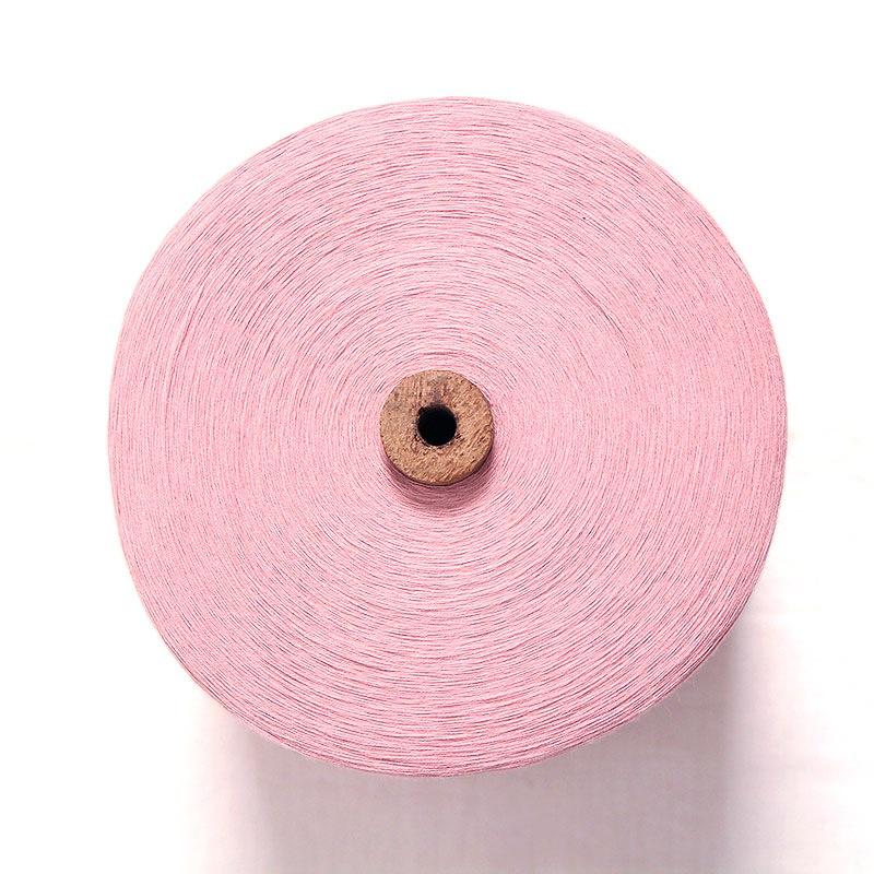 和木綿の糸「ピンク」の写真