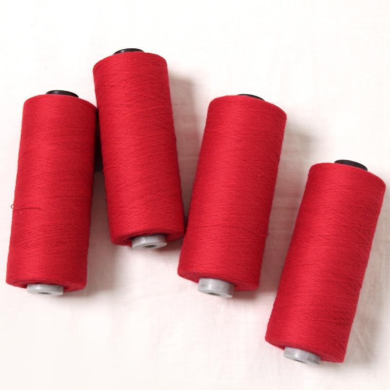 和木綿の赤糸セット