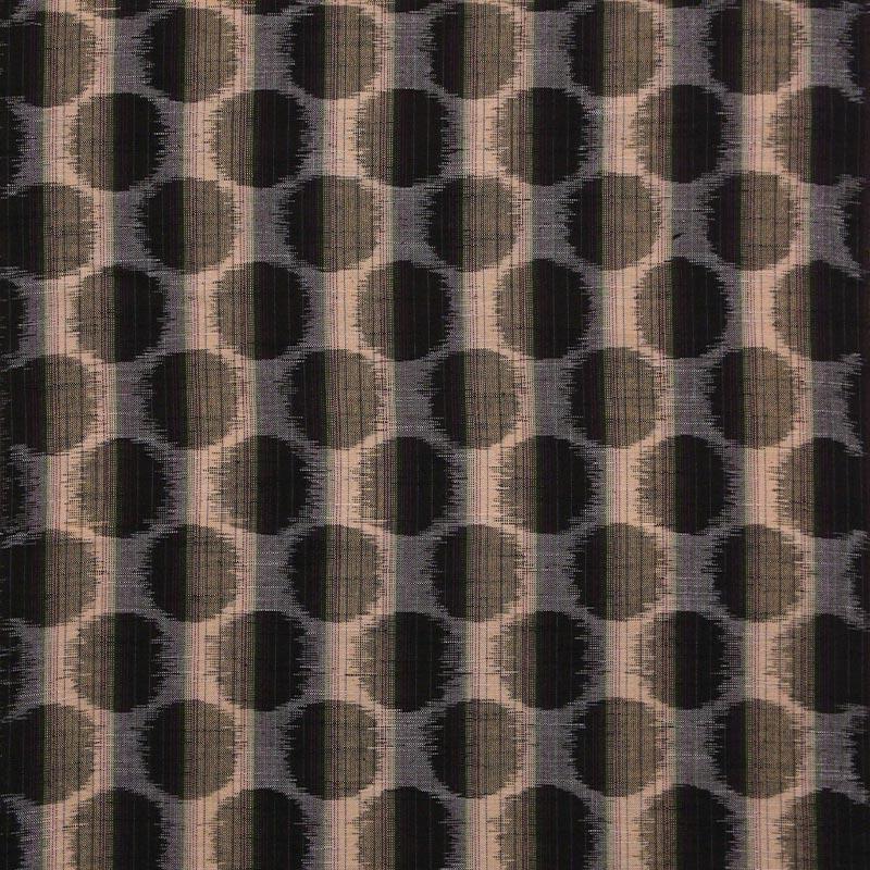 久留米絣「ドット柄」の写真