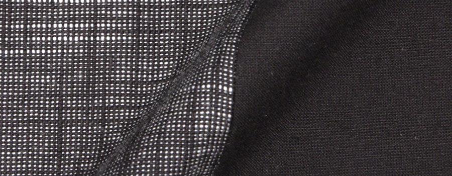 和木綿「スラブ織り/紬織り」生地