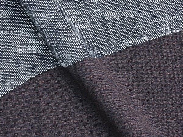 和木綿「スラブ織り/横刺し子織り」生地