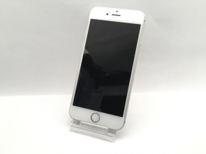 iPhone 6s 16GB シルバー MKQK2J/A au版 (中古)