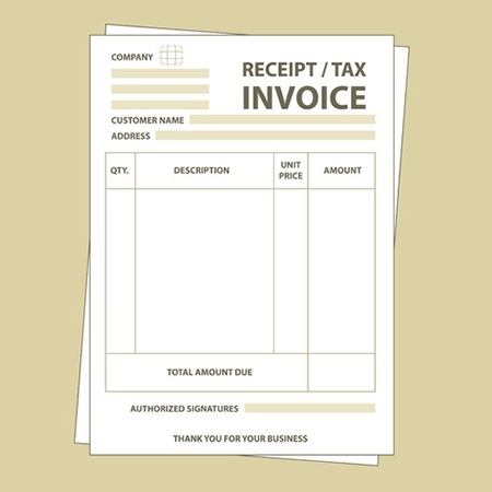 納品書や領収書を別送にて対応いたします
