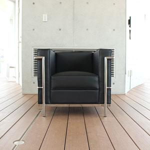 LC2 | コルビジェ | 1人掛けソファ | グランコンフォール