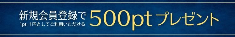 500ptバナー