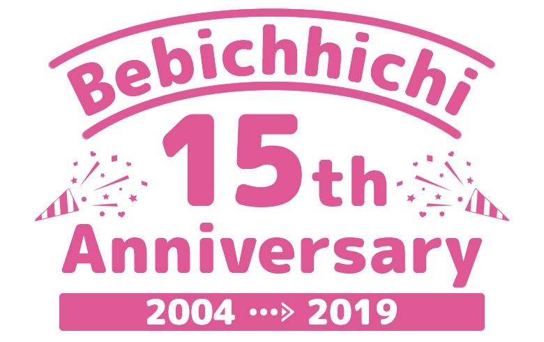 Bebichhichi 15th Anniversary