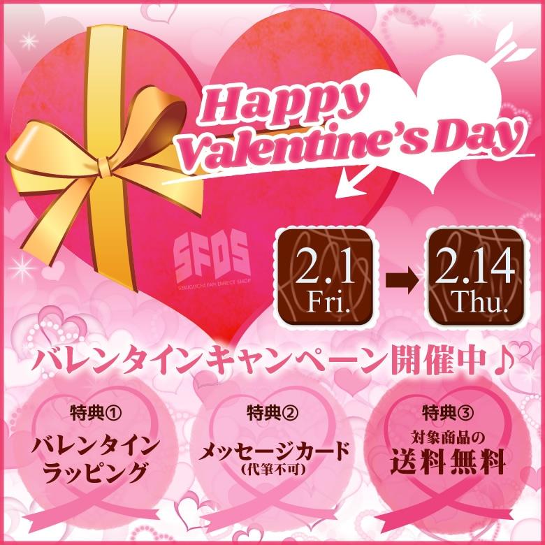 【2/14まで】バレンタインキャンペーン2019