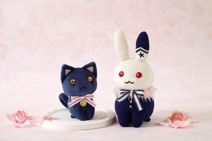 Alice Closet アリスクローゼット クロとウサギさんぬいぐるみ
