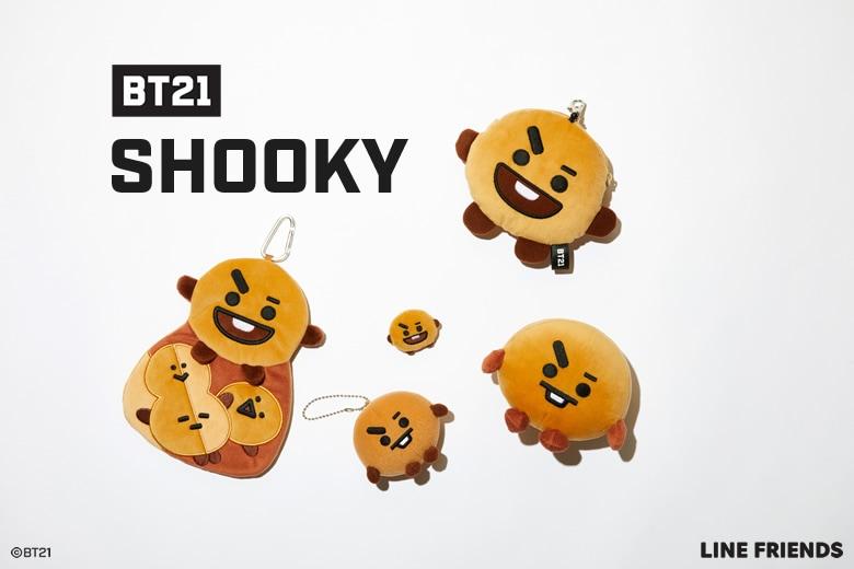BT21 SHOOKY